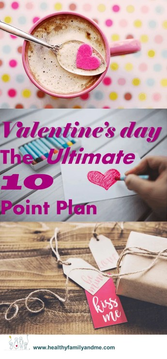 The best ever 10 idea Valentine's Day Plan with your family #valentines #familyvalentine #valentineideas