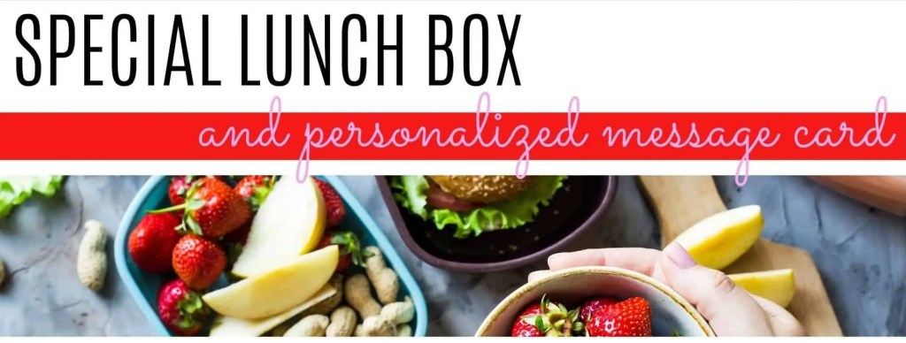 special lunch box