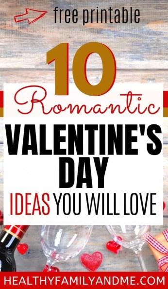 valentine's day plan