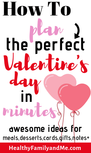 The best ever valentines day plan! Check out these awesome valentines ideas now #valentines #valentinesday