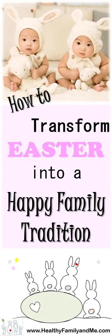 All you need for the best Family Easter Ever. Printables and more from www.HealthyFamilyandMe.com
