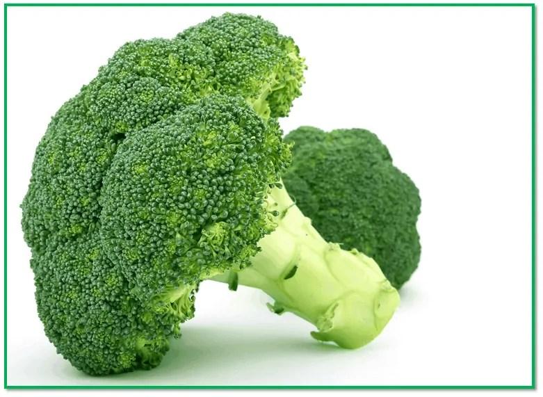 brain food for studying broccoli