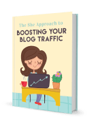 Blog Traffic Ebook from TheSheApproach
