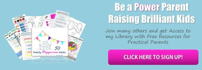 Free resource library #parenting #kidslearning #freeprintables #momblog