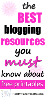 This is the ultimate list of the best blogging resources you need to start and rock your blog. Grab your copy now. #bestbloggingtips #newblogger #bestblogger #bloggingtips