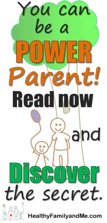Do you want to become a power parent with happy and healthy kids. Now you can! Read these 5 top strategies to Be a Power Parent. You can also be one. Discover the secret today. #parentingtips #bestparent #powerparent #happykids #parenting