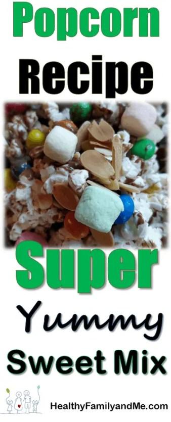 Popcorn recipe. super yummy popcorn recipe for the family. #popcorn #popcornrecipe #movienightpopcorn