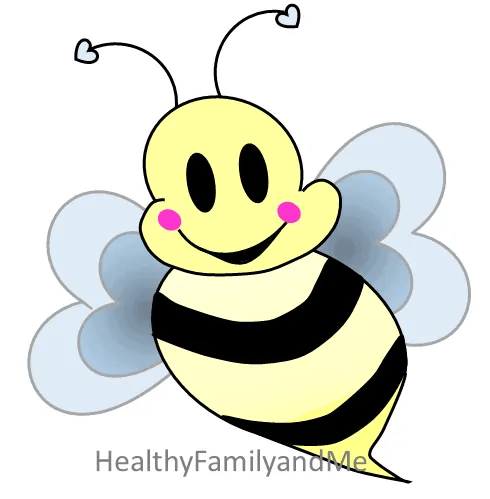 Free Printable Bee Coloring Pages You Will Love Healthy Family And Me