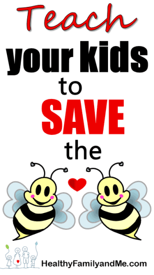 Teach you kids to save the bees with bee coloring pages. #kidslearning #educatekids #savethebees #beecoloring #freeprintables #beeart