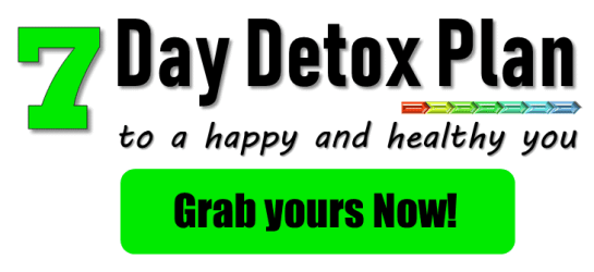 7 day detox plan to a happy and healthy you. Healthy Lifestyle tips. #healthylifestyle #detox #cleaneating #healthylifestyletips #healthyfamily