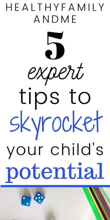 How to raise kids who are happy and smart. Discover 5 expert tips to skyrocket your child's potential. Raising smart kids made easy with these parenting tips for moms. #raisekids #smartkids #parentingtips #parentingadvice #brilliantchild