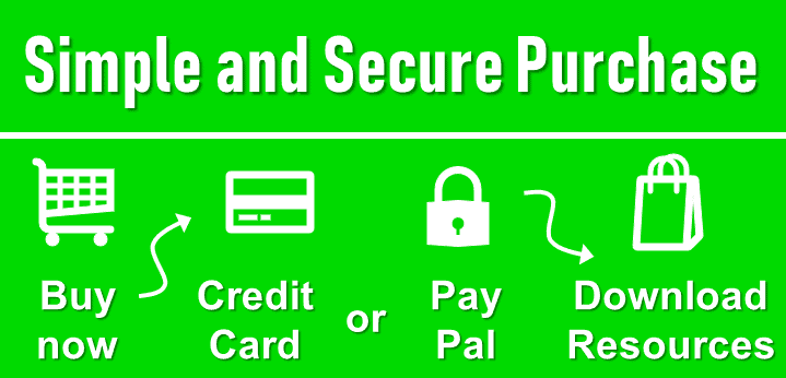 Simple and secure purchase and payment #securepayment