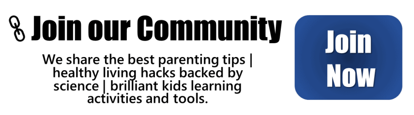 Join our community at Healthy Family and Me. #parenting #kidslearning #healthyliving