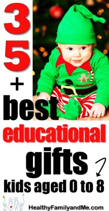 Educational gifts for kids, for toddlers. discover the best learning toys by age. Read now! #educationaltoys #learningtoys #christmasgiftsforkids #kidslearning #christmastoys