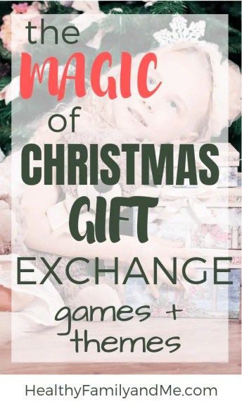Christmas gift exhange games