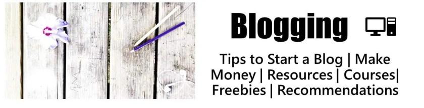 Blogging, how to start a blog, blogging resources #blogging #bloggingresources #howtostartablog