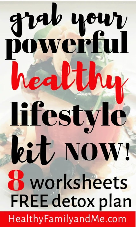 Healthy lifestyle kit. powerful worksheets for healthy keto living #keto #healthyliving #healthylifestyle