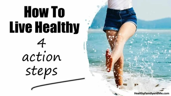 how to live a healthy life made simple #healthyliving
