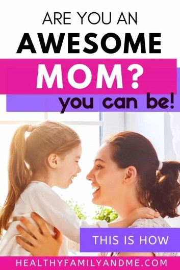 awesome mom and daughter