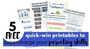 parenting printables quick win #parenting