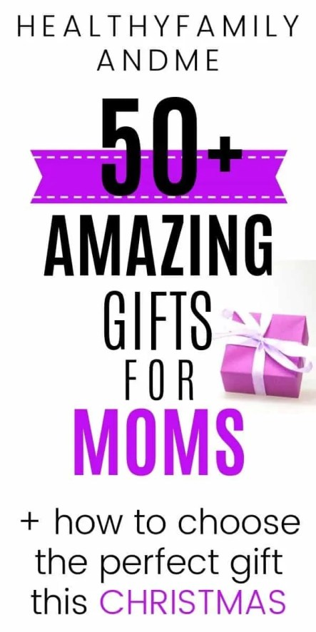 Do you want the best gift idea for your mom this Christmas? Then check out these 50+ Gifts for mom who has everything. There are gift ideas for Mothersday gifts DIY, mothersday plus how to find the perfect gift for mom. #mothersday #giftsformom #gifts #bestgift #momgifts #momlife #christmas #christmasgifts #christmasgiftideas #motherhood