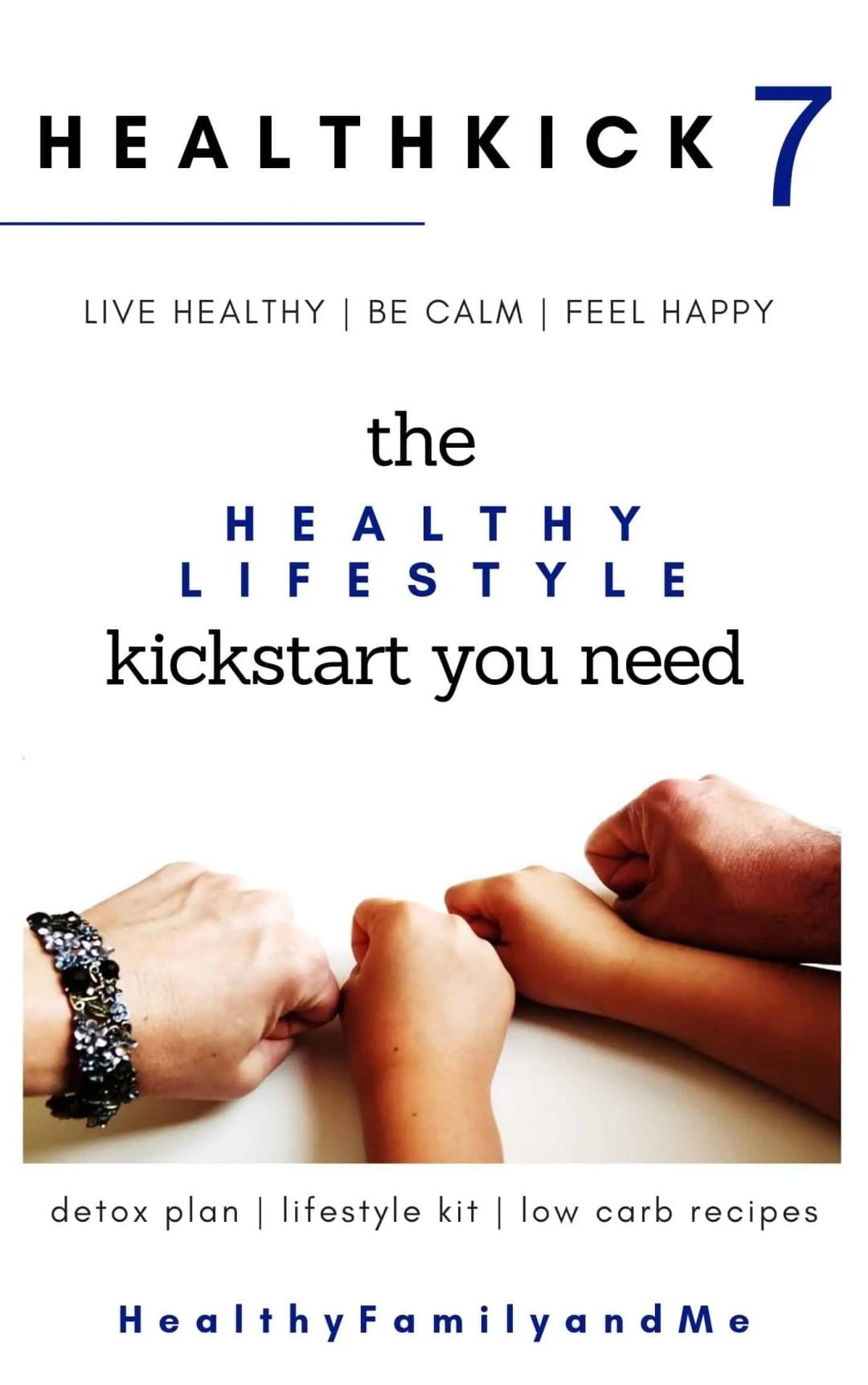 healthkick7 healthy living program
