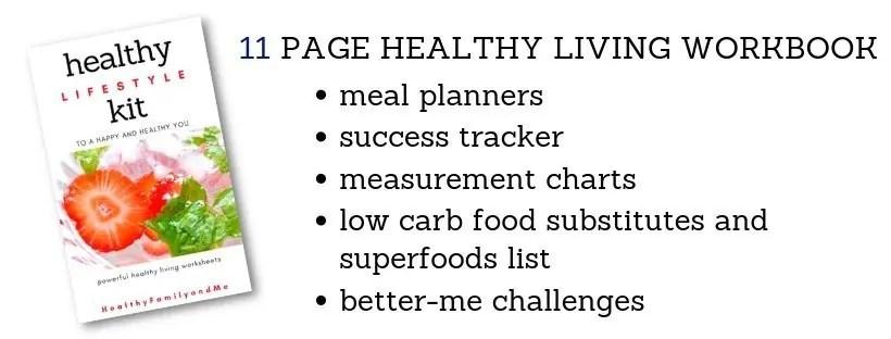 healthy lifestyle kit