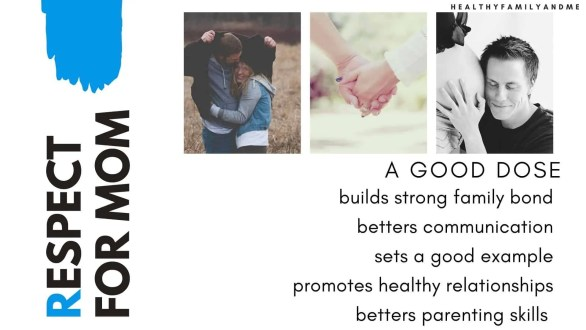 Respect for mom. How to be a good father. That one thing every awesome dad mastered. #goodfather #awesomedad