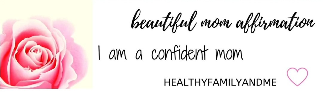 self care affirmation be confident #affirmation #momlife