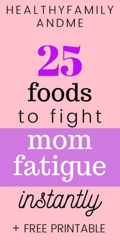 Boost your energy levels instants with high energy snacks, breakfast ideas to boost energy all day and foods to fight mom fatigue. #eneryfoods #boostenergy #highenergysnacks #wellness #selfcare