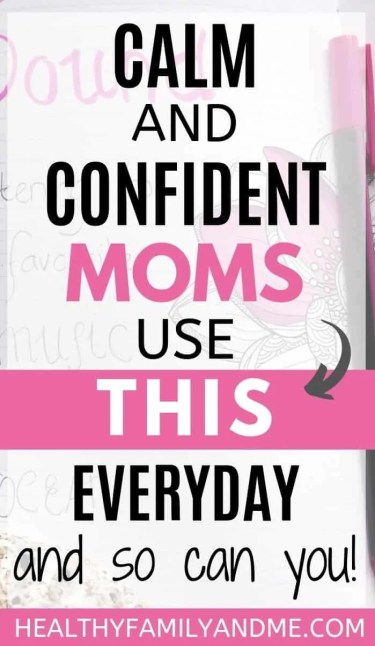 How to be a confident mom. Have you tried positive affirmation for moms? You should, the power of affirmations is epic. Mom life made easier. #affirmations #momlife #motherhood #beagoodmom #parenting