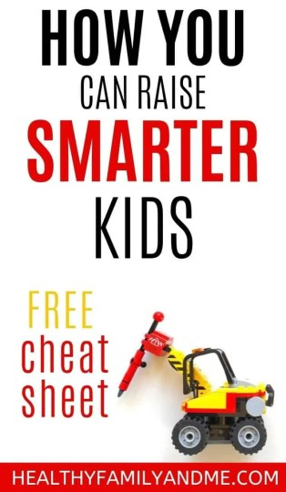 smart kids toys with how you can raise smarter kids plus free cheat sheet text