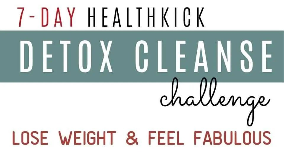 detox cleanse challenge