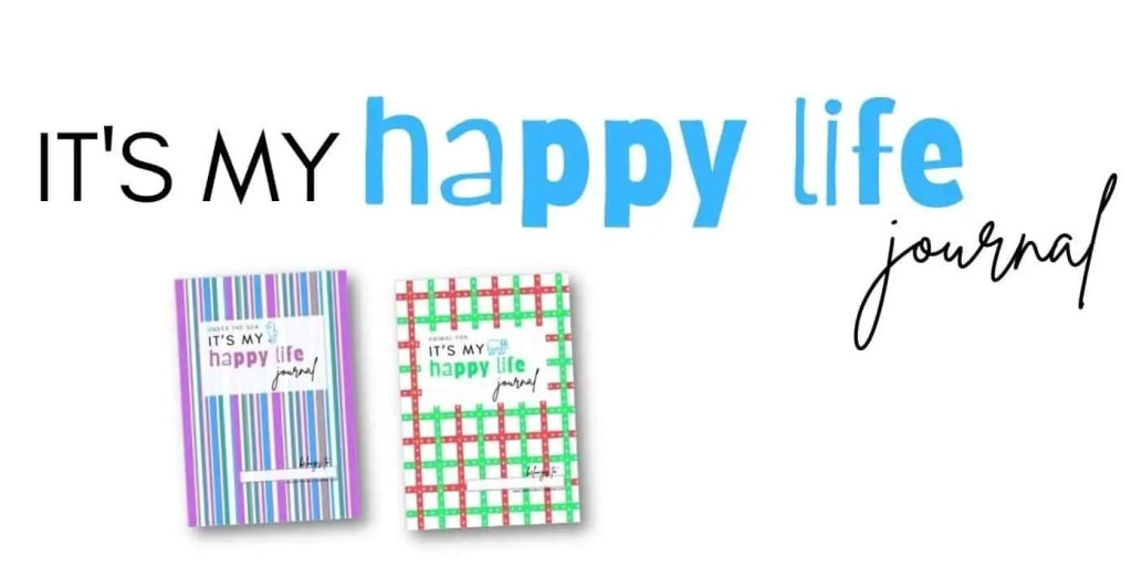happy life journal for kids