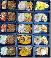 easy meal prepping