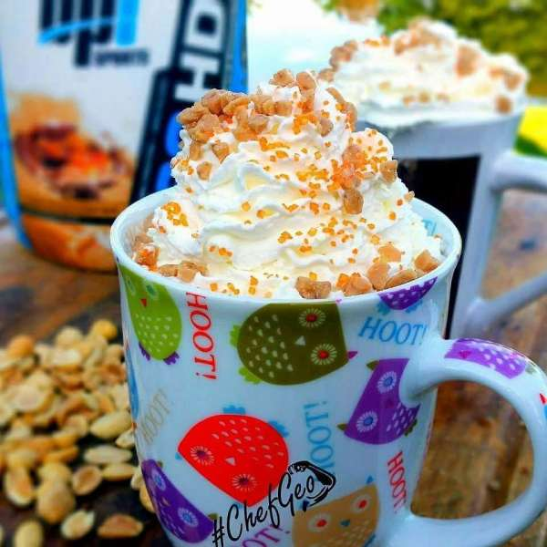 ALMOND PEANUT BUTTER TOFFEE COFFEE