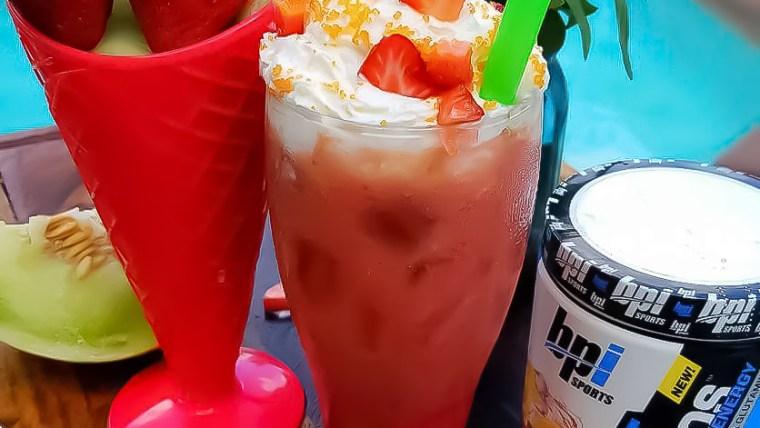 Try this Amazing Easy Honey Dew Smoothie Recipe
