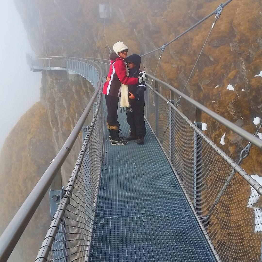 suspension bridge grindelwald, things to do grindelwald