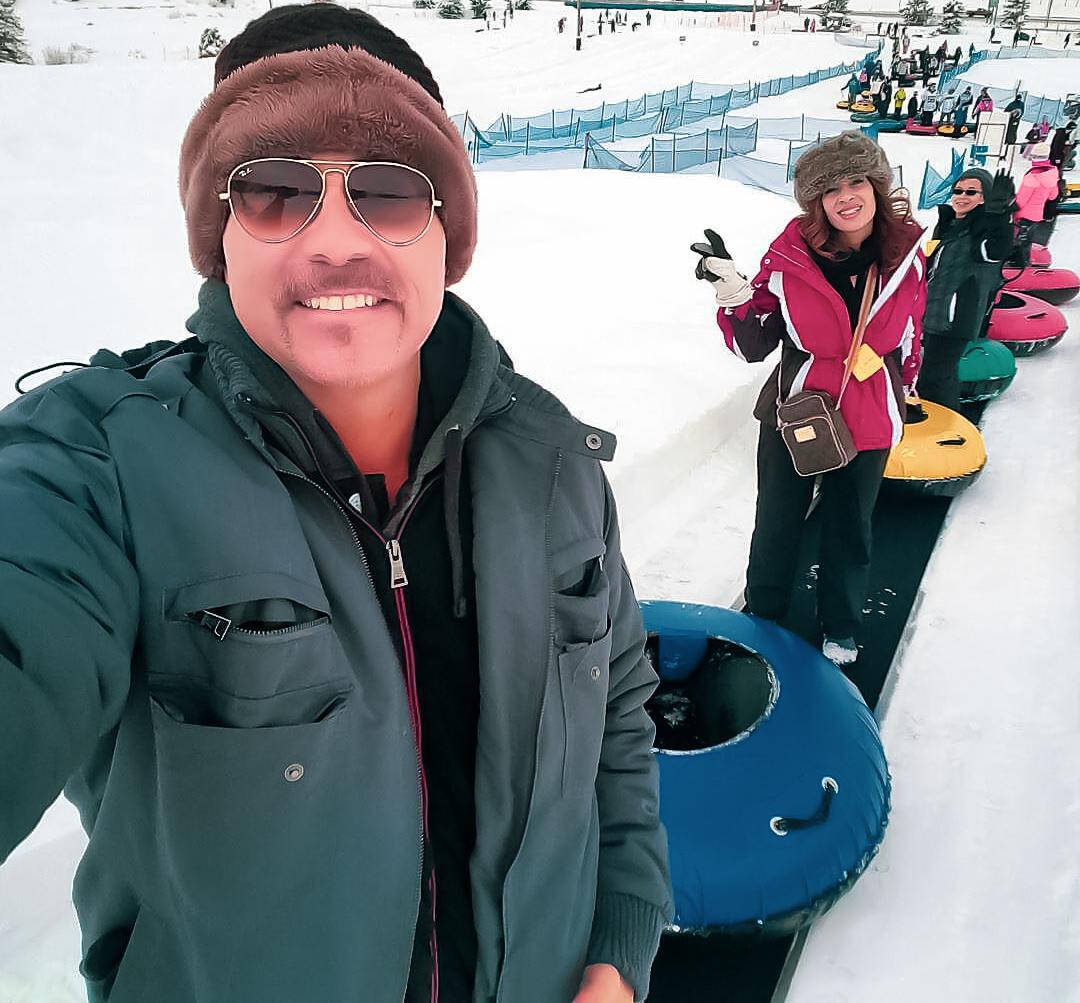 tubing in Utah
