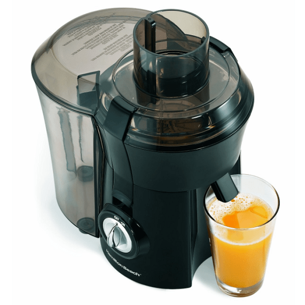 Hamilton Beach 67601A Big Mouth Juicer Review. Best juicers reviews.
