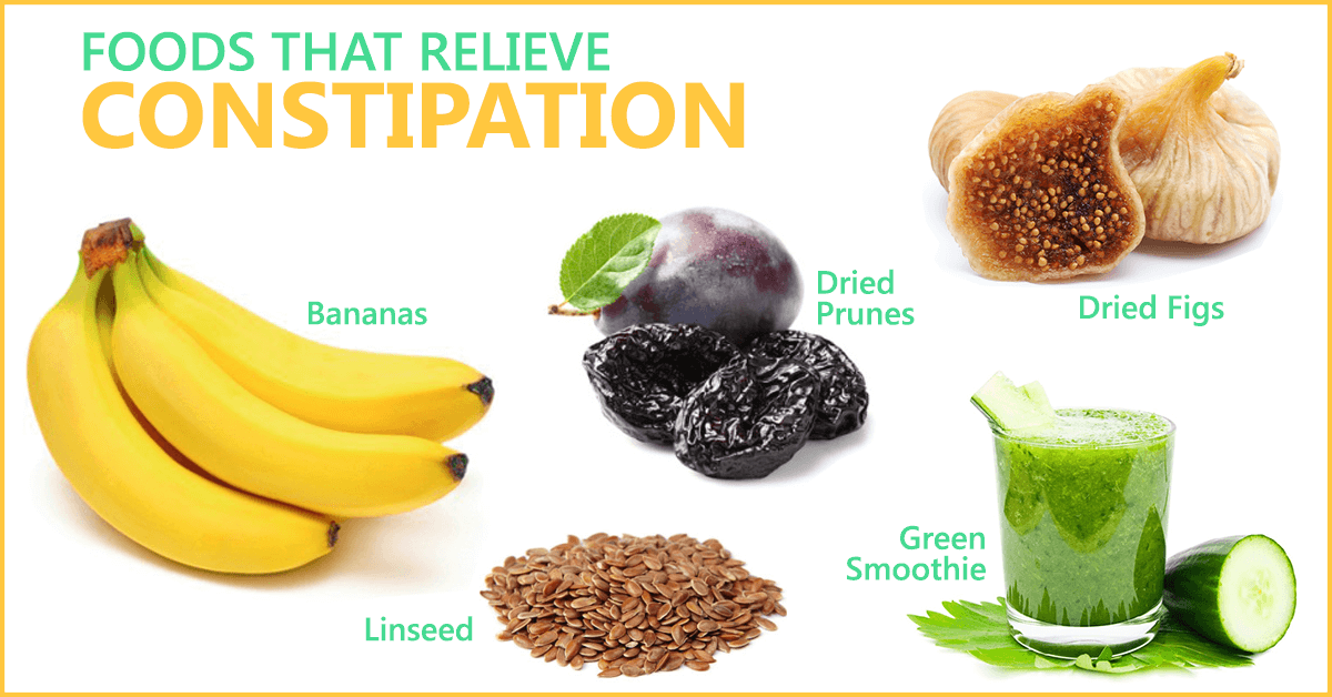 Good Foods To Eat After Constipation