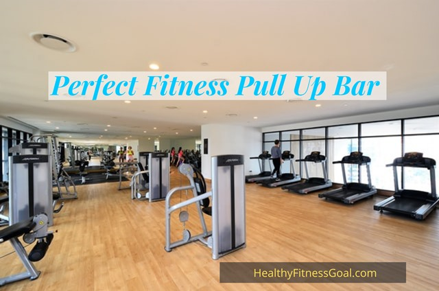 perfect fitness pull up bar