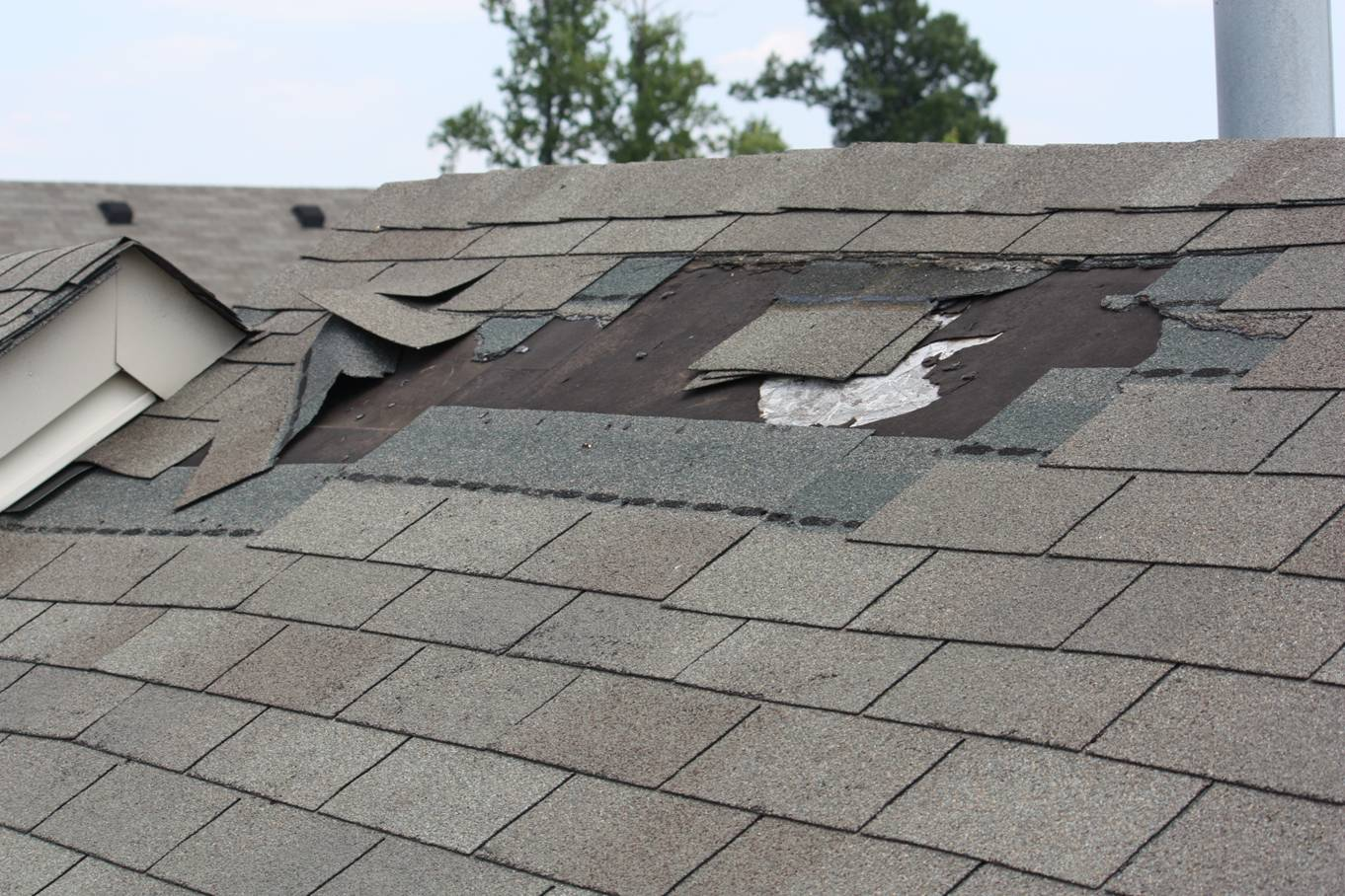how to repair roof leak yourself step by step healthy flat