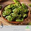 5 Health Benefits of Fiddlehead Ferns