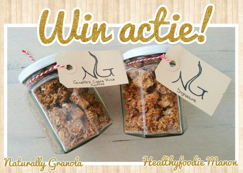 Review: NAturally Granola + win actie 1