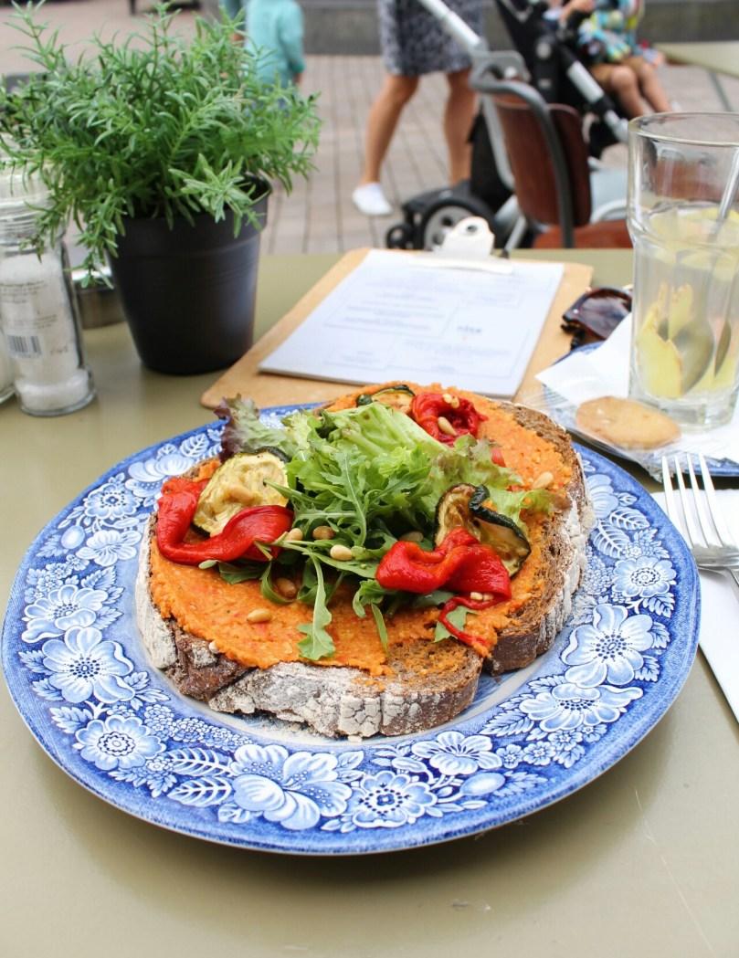 Hotspot: lunchcafé Nieuwland1