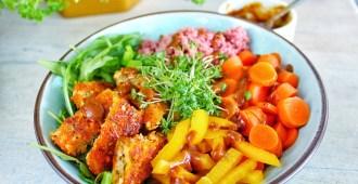 kleurrijke couscous bowl 1