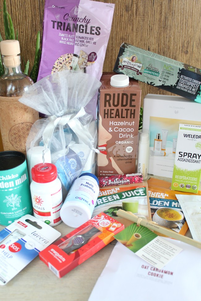 Better Health Event - goodiebag