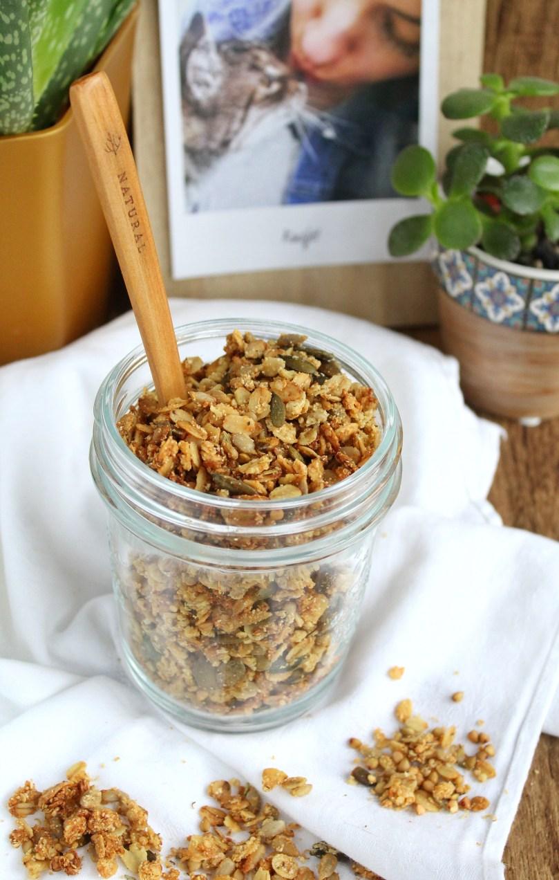 Hartige granola 1