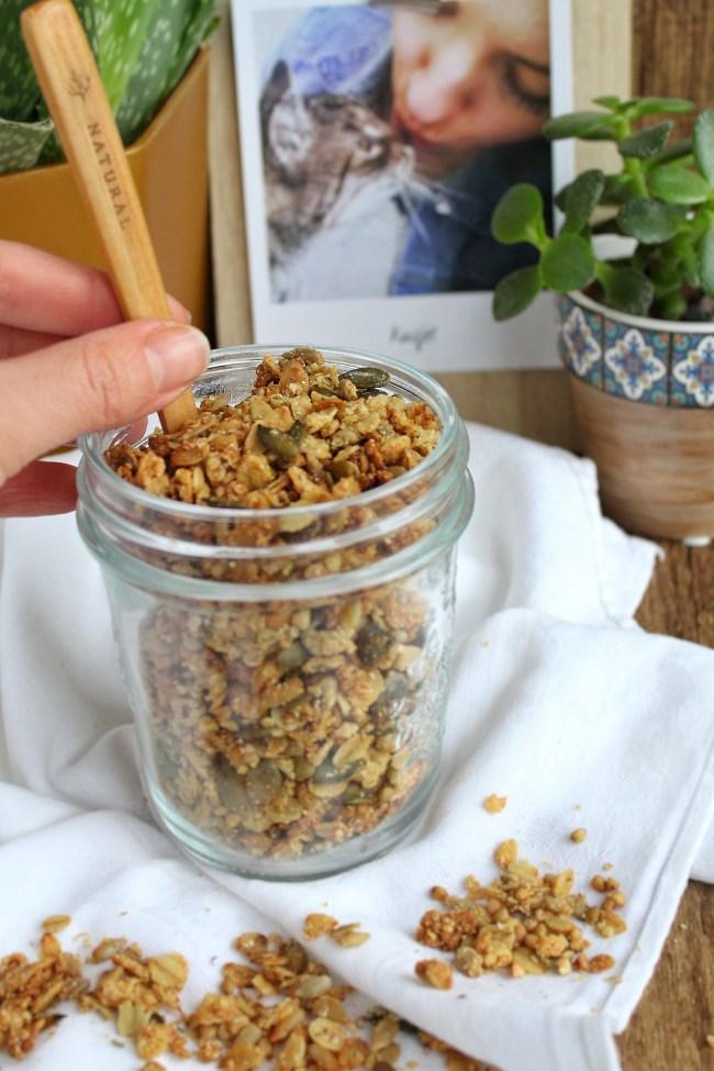 Hartige granola 2